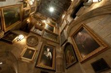 La galleria dei Quadri di Hogwarts