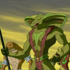 Kobra Khan in Masters of the Universe