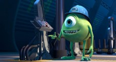 Mike Wazowski in Monsters & Co.