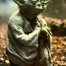 Yoda da Star Wars