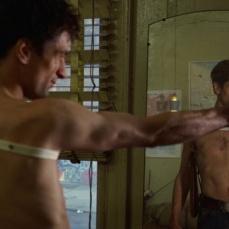 """""""Ma dici a me?"""" Robert De Niro in Taxi Driver (1976)"""
