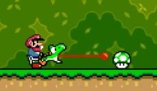 Yoshi di Super Mario Bros.