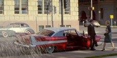 7- Non può mancare una Plymouth Fury come in Christine - La macchina infernale (1983). In realtà, la Plymouth non ha mai prodotto una Fury rossa nel 1958.