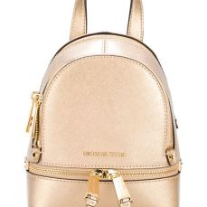 Michael Michael Kors mini backpack €235 farfetch.com