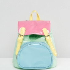 UNIF Bop Multicoloured Pastel Backpack €110 asos.com