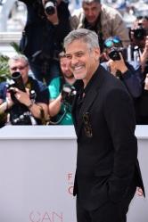 7- George Clooney, 55 anni: sulla Croisette per Money Monster di Jodie Foster.