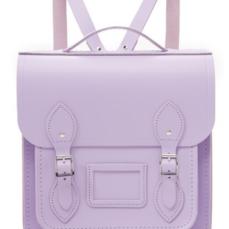 Cambridge Satchel Small Portrait Backpack €190 shopbop.com