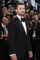 9- Justin Timberlake, 35 anni: sulla Croisette per il film d'animazione Trolls.