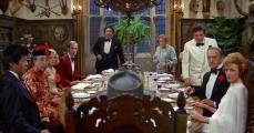 0- La trama del film è ispirata al celebre romanzo Dieci piccoli indiani di Agatha Christie