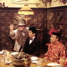 2- Il film è stato girato, interamente, ai Warner Bros Studios di Burbank in California.