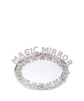 Benedetta Bruzziches Magic Starry Mirror clutch €1.190 lindelepalais.com