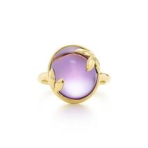Tiffany & Co. Anello Olive Leaf Paloma Picasso® in oro 18k con ametista € 1.250