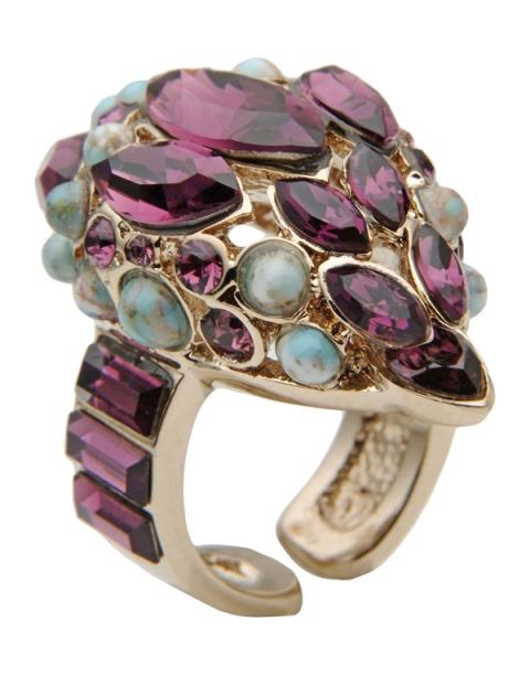 Roberto Cavalli ring $198 yoox.com