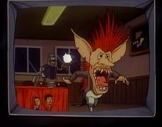 Il mostriciattolo con la cresta in Un robot fuorilegge Robo-Buster (stagione 4)
