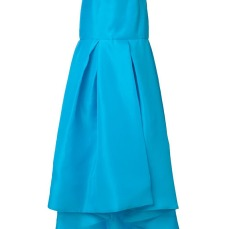 Monique Lhuillier high-rise long full skirt €2.285 farfetch.com