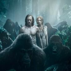 The Legend of Tarzan giovedì 14 luglio 2016
