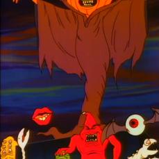 La Jack-o'-lantern in Halloween per sempre (stagione 1)