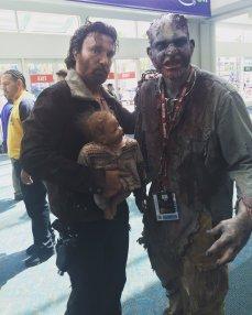 Rick Grimes da The Walking Dead