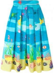 Ultrachic Skirt With Print €190 tessabit.com