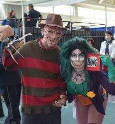 Freddy Krueger e Joker