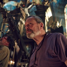 Terry Gilliam ha effettuato i sopralluoghi con Google Earth, selezionando le location dove girare.