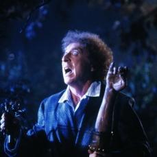 È Larry Abbot in Luna di miele stregata, da lui stesso diretto (1986)