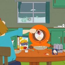 Kenny muore 103 volte in tutto il franchise (86 nella serie, due nei primi corti d'animazione, sei in altre parodie televisive autorizzate, sei volte nel videogioco, e due volte nel film).