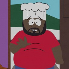 Chef, il primo adulto ad apparire nella serie, è ispirato al vero cuoco della mensa del campus dell'University of Colorado di Boulder, dove Trey Parker e Matt Stone s'incontrarono per la prima volta.