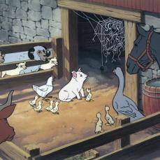La meravigliosa, stupenda storia di Carlotta e del porcellino Wilbur (1973)