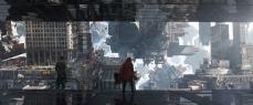 L'aspetto visivo del film è stato influenzato dall'arte surrealista e fotografica dei mondi di M.C. Escher. Gli effetti speciali sono prodotti da Industrial Light & Magic e Luma Pictures.