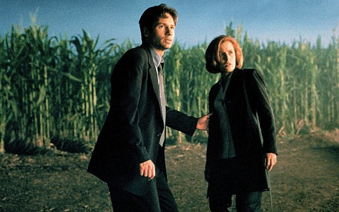 X-Files (1993-2016)