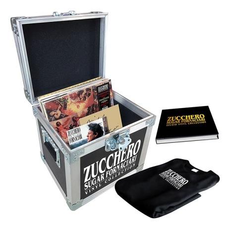Zucchero Studio Vinyl Collection - 13 LP € 199,90