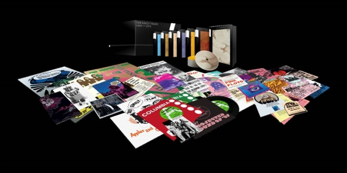 Pink Floyd The Early Years 1965-1972 (box set di 27 dischi) € 429,99