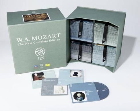 Wolfgang Amadeus Mozart: Mozart 225: The New Complete Edition € 459,00