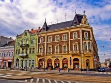 McDonald's a Debrecen, Ungheria.
