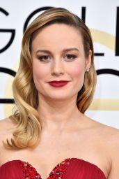 Il rossetto «ardente» di Brie Larson