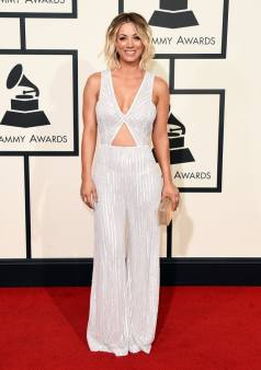 In Naeem Khan jumpsuit ai Grammy 2016