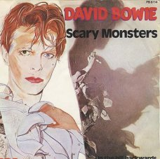 8. Scary Monsters (And Super Creeps) (1980)