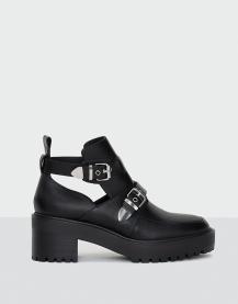 Pull & Bear Stivaletto moda fibbie 45,99 €