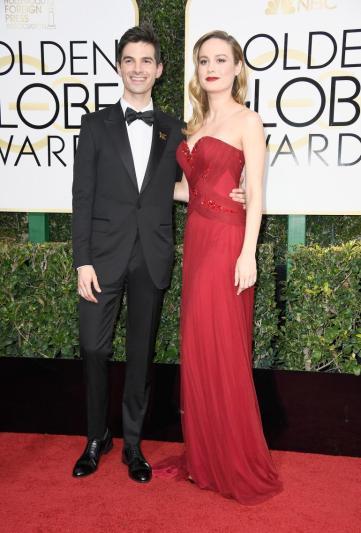 Alex Greenwald e Brie Larson Larson in Rodarte.