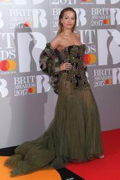 Rita Ora in Alexandre Vauthier