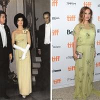 Natalie Portman v Jackie Kennedy: due icone di moda, uno stile unico