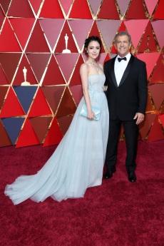 Mel Gibson e Rosalind Ross