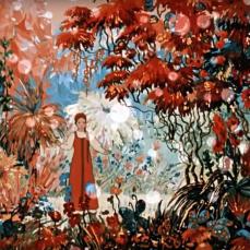6. Il fiore scarlatto (1952) di Lev Atamanov. Il cartone animato sovietico basato sulla versione russa della fiaba di Sergei Aksakov.