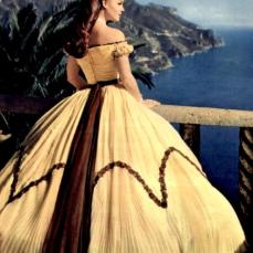 Romy Schneider è Sissi in Destino di una imperatrice (1957)