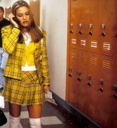 Alicia Silverstone in Ragazze a Beverly Hills (1995)