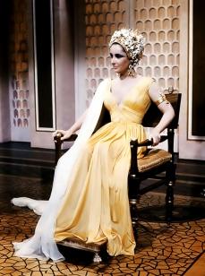 Elizabeth Taylor in Cleopatra (1963)