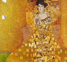 Ritratto di Adele Bloch-Bauer di Gustav Klimt (1907)