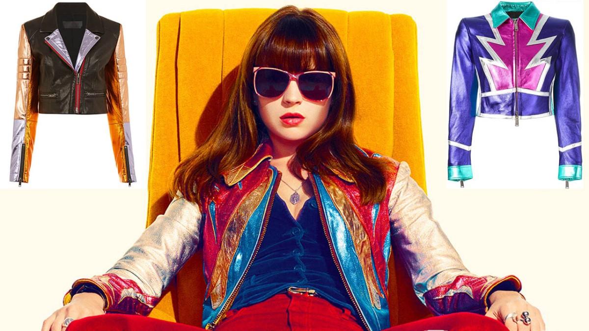 La voglio anche io: la giacca vintage da motociclista di Britt Robertson