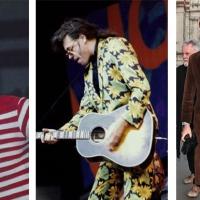 Bob Geldof, 20 momenti fashion